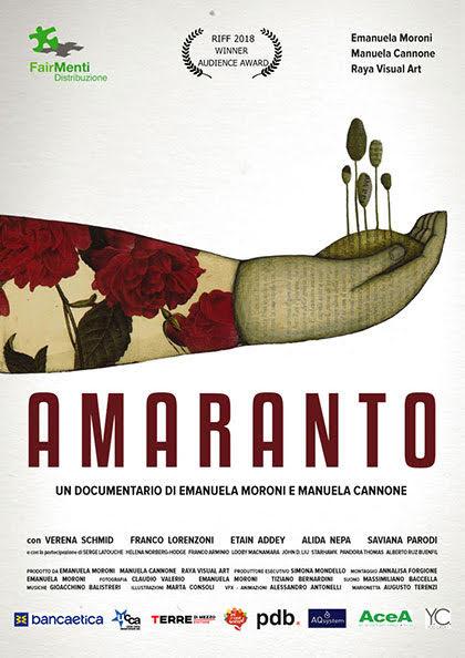 Amaranto - locandina