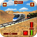Metro Racing Train Driving: Free Game icon