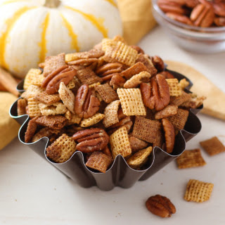 Pumpkin Spice Chex™ Mix