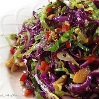 Crunchy Asian Salad.