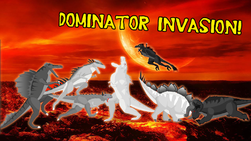 T-Rex Fights Dinosaurs - Dominator Edition  screenshots 1