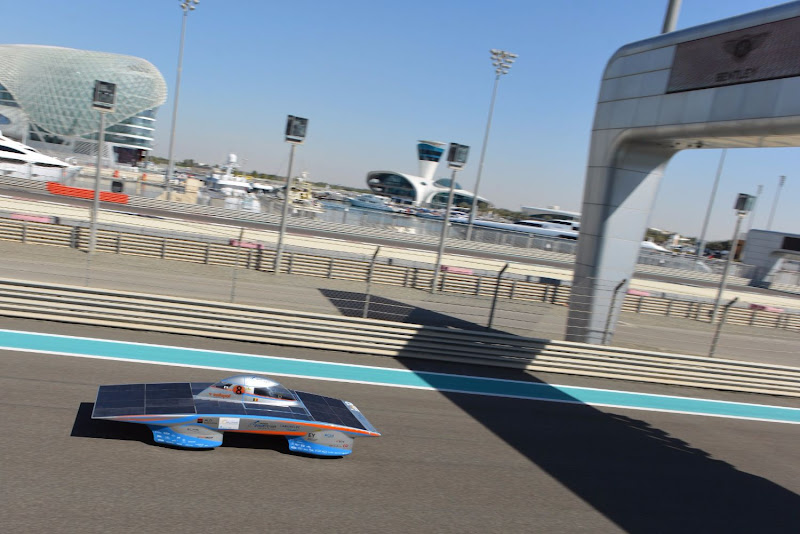 Abu Dhabi Solar Challenge 2015