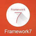 Framework7 V3 components icon