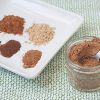 DIY Gingerbread Spice Mix.