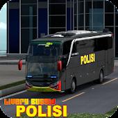 Unduh Livery Bus Polisi Gratis
