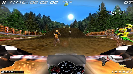 Ultimate MotoCross 3 Free- screenshot thumbnail