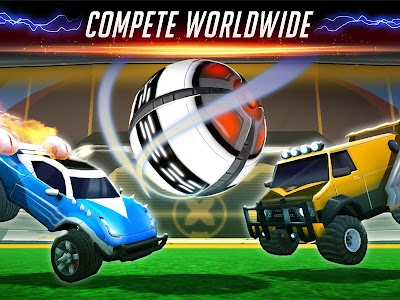 Rocketball: Championship Cup v1.0.3 Mod Money