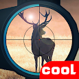 Hunting Action-sniper deer safari shooting games icon