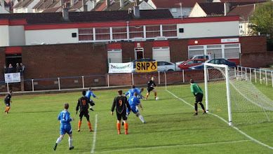 Photo: 23/10/10 v Irvine Victoria (Ayrshire District League) 5-0 - contributed by Mike Latham