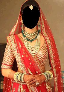 Ghaghra Choli Face Changer - náhled
