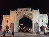 Things to Do in Shiraz Travel Guide // Qur'an Gate at Night
