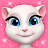 My Talking Angela logo