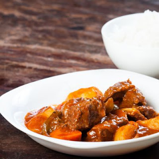 Sticky Sweet and Sour Beef