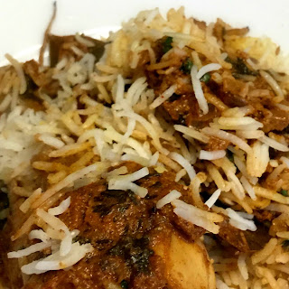 Chicken Pakki(Cooked) Biryani.