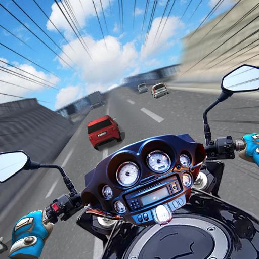 賽車遊戲App|オートバイの運転 LOGO-3C達人阿輝的APP