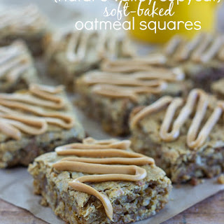 {Nature Valley Copycat} Soft Baked Oatmeal Squares