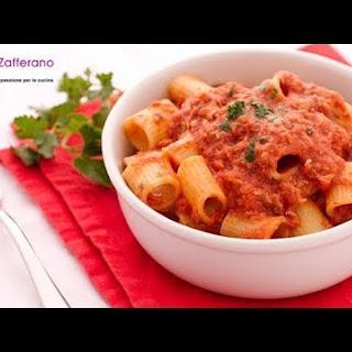 Pasta with Tuna Sauce – (Video & Recipe)