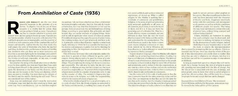 Ambedkar, Gandhi and the battle against caste