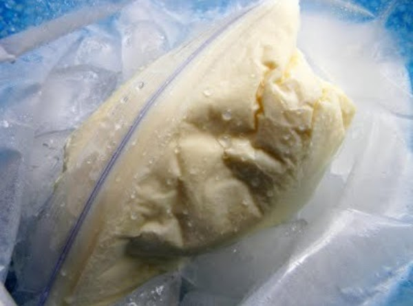 Shake for 5 to 8 minutes until the ice cream is very firm and...