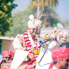 Wedding photographer Anshul Sukhwal (clickstoremember). Photo of 07.07.2018