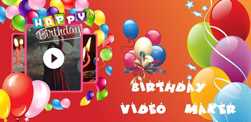 Birthday Video Maker - Apps on Google Play