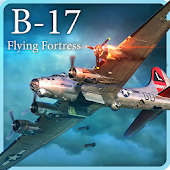 B-17 Flying Fortress WWII LWP