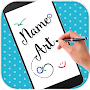 Name Art - Fingertip Art APK icon