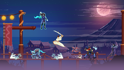 Super Samurai Rampage - screenshot