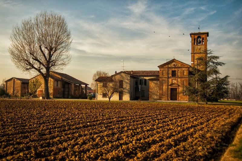 Lavoro, casa e chiesa.... di Gian Piero Bacchetta