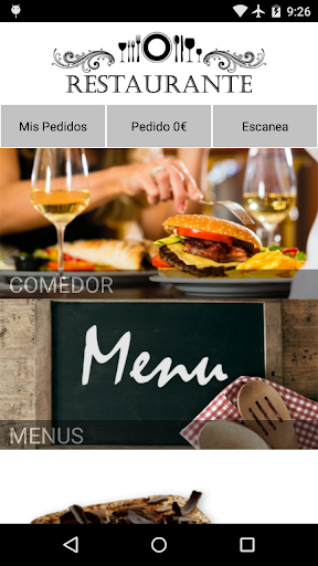 NETECNIA - Restaurante