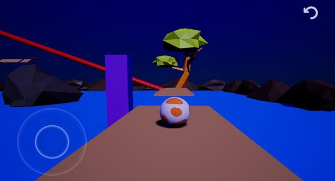 Parkour Ball apk screenshot