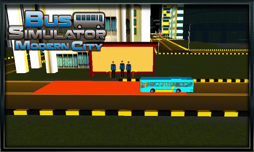 Bus Simulator Modern City