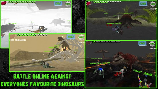 Raptors Online- screenshot thumbnail