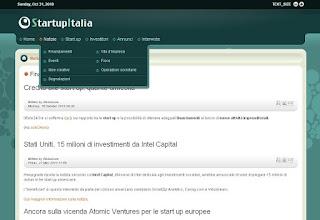 Photo: 2009 - Start up italiane startupitalia.net