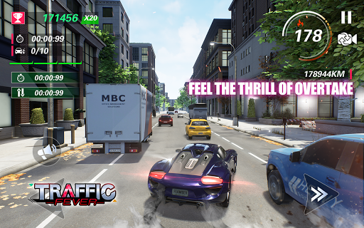 Traffic Fever-Racing game apktram screenshots 10