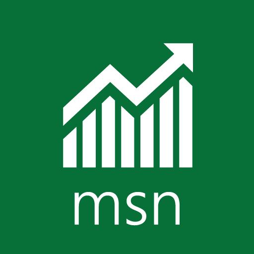MSN Money- Stock Quotes & News Icon