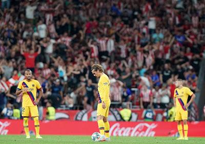 """Antoine Griezmann revient sur la défaite du Barça : """"Il a manqué ce qui est le plus difficile dans le football"""""""