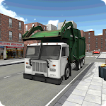 Heavy Garbage Truck City 2015 1.1 Apk