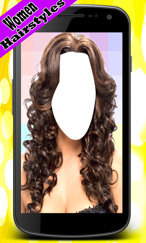 Women Hairstyle Suit New - Android Apps on Google Play