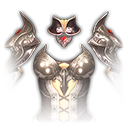 名誉の聡明の鎧