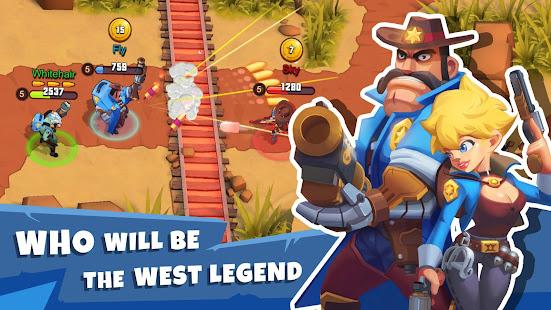 West Legends: 3V3 MOBA 10