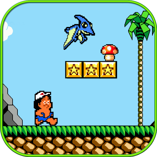 Super Adventure Island HD 冒險 LOGO-玩APPs