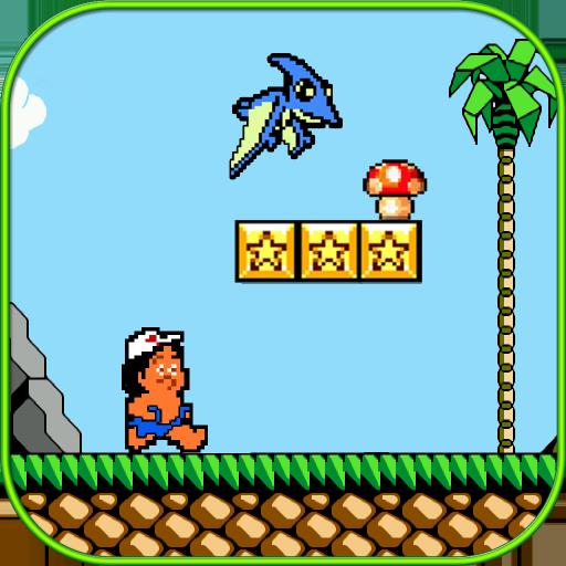 모험 섬 冒險 LOGO-玩APPs