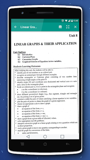 Key & Textbook Maths 9 (PTB)  screenshots 5
