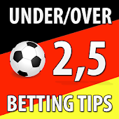 Betting Tips : 2,5 Under/Over