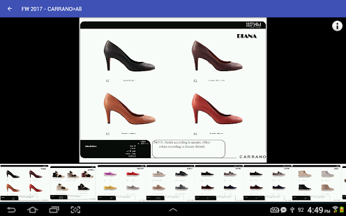 PGF Footwear- screenshot thumbnail