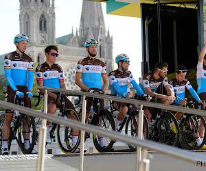 """Ploegvoorstelling AG2R in Parijs: """"Oliver Naesen nog dichter bij de beste klassieke renners"""""""