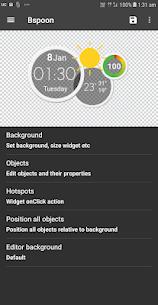 UCCW – Ultimate custom widget 4