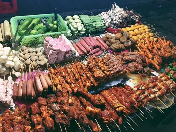 ẩm thực đường phố sapa thu hút khách du lịch