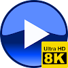 8K Ultra HD Video Player Free